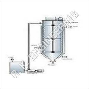 Agitated Thin Film Dryer