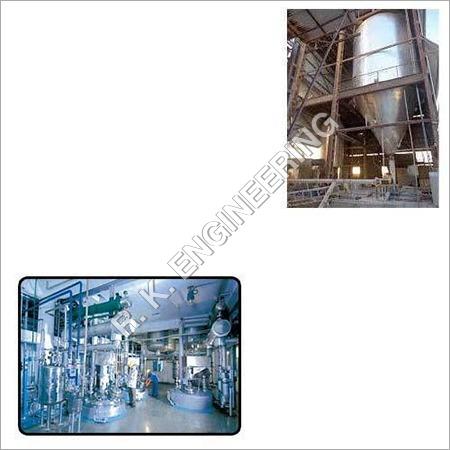Spray Dryer for Pharmaceutical Industries