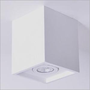 Down Light Gypsum Surface Square