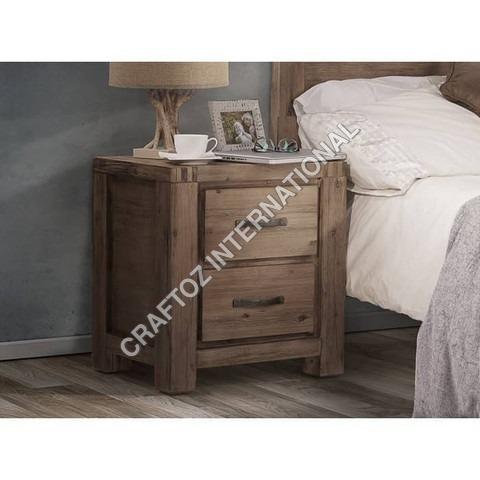 Acacia Wood Bedside
