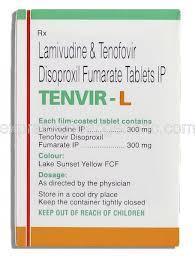 Tenofovir And Lamivudine Tab