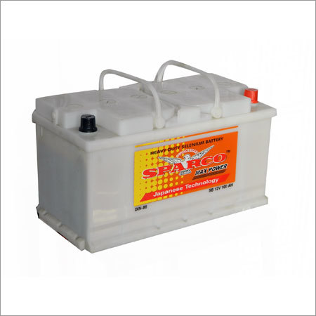 Automotive Battery - Din-88