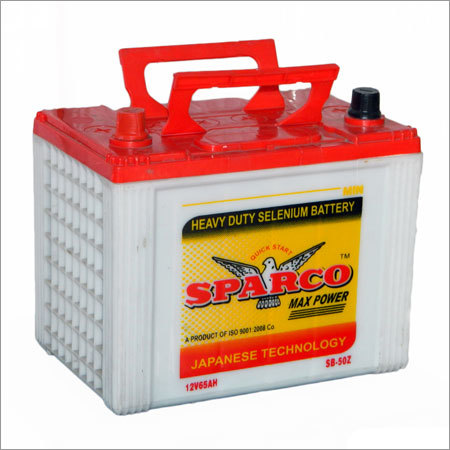Automotive Battery - SB-50z