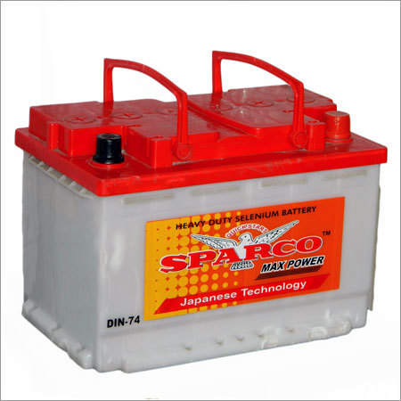 Automotive Battery - Din-74