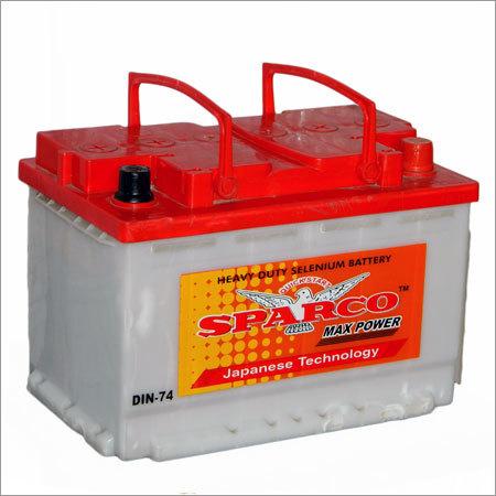 Automotive Battery - Din-74