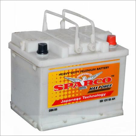 Automotive Battery - Din-55