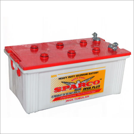 Heavy Duty Tubular Battery