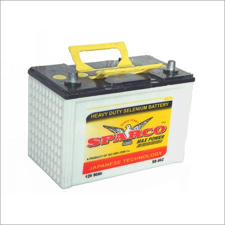 Automotive Battery - SB-80z