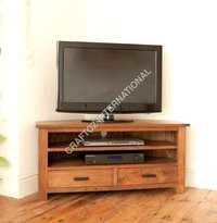 Acacia Wood TV unit