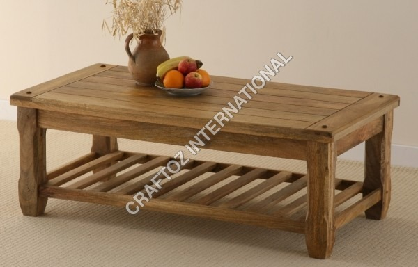 Mango Wood Central Table