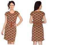 Bedazzle Women's A-line Dress