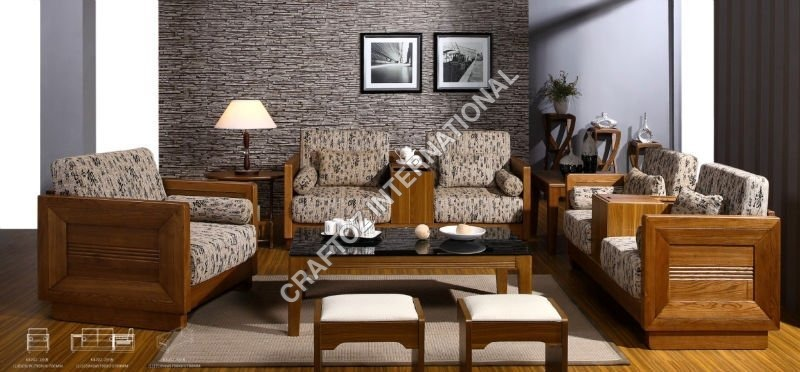 Mango Wood Sofa set