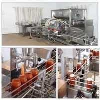Pickle Liquid Filling Machine