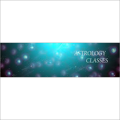 Vedic Astrology Classes