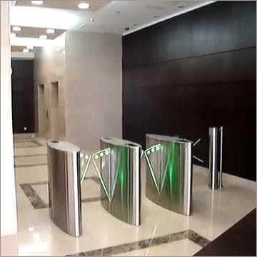 Security Boom Barrier