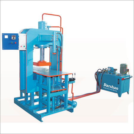 Vibro High Pressure Paver Block Machine