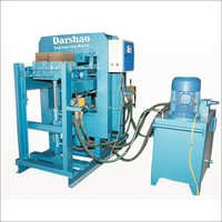 High Pressure Paver Block Machine