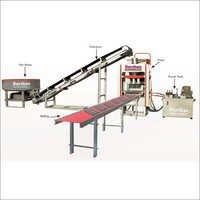 Manual High Pressure Fly Ash Bricks Machine