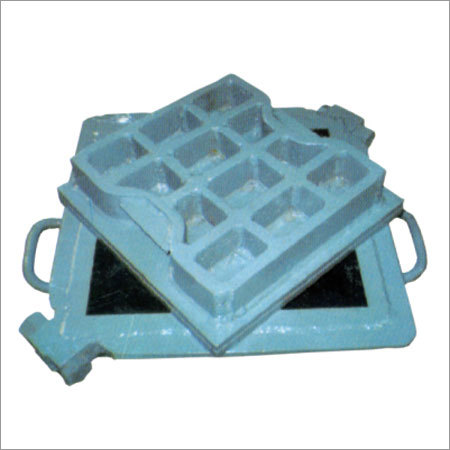Interlocking Bricks Mould Machine