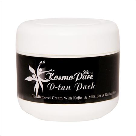 D Tan Face Pack