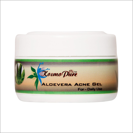 Herbal Aloe Vera Acne Gel