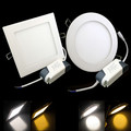 Led Slim Panel Round/Square
