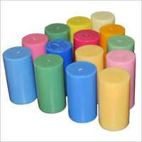Handmade Pillar Candles