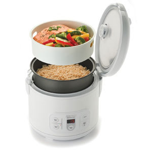 Multi Try Electric Rice Cooker