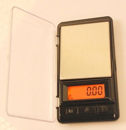 Pug Pocket Weighing Scales