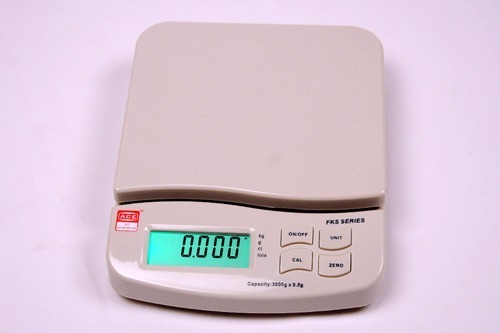 FKS Electronic Kitchen Weighing Scales