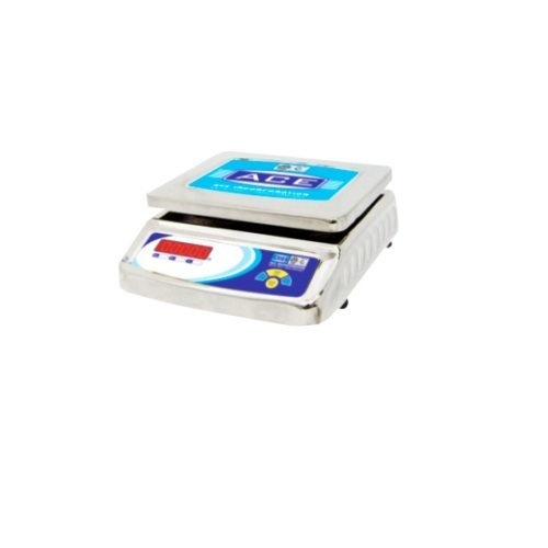 Mini S.S Body Weighing Scale