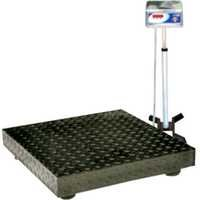 Heavy Chequer M.S. Body Weighing Scale