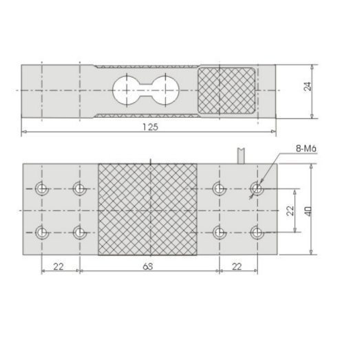 Load Cell 919