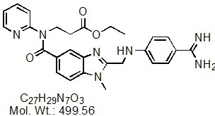 Dabigatran Amidine Impurity