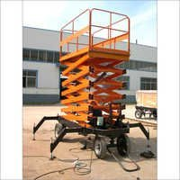 Towable Scissor Lift