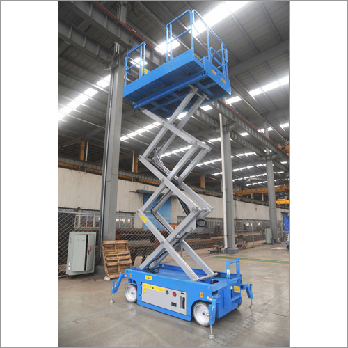 Mobile Hydraulic Scissor Lift