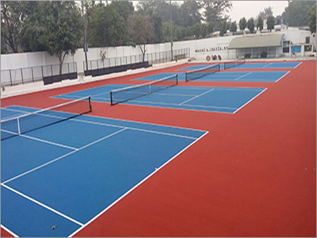 Synthetic Lawn Tennis Surface