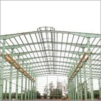 PEB Structural Industrial Sheds