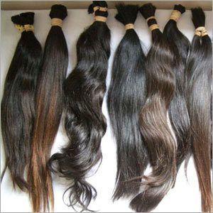 Raw Virgin Bulk Hair