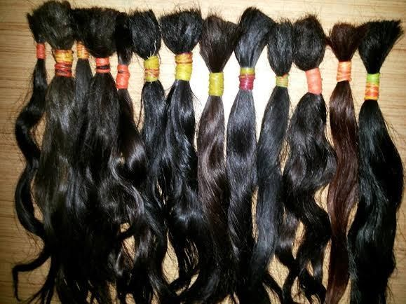 Bulk Hair Straight