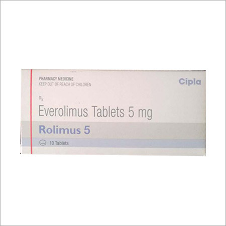 Cipla Everolimus 5 MG