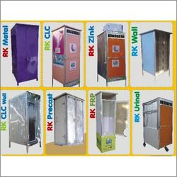 Individual Toilets