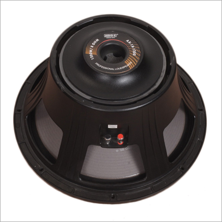 18 inch speaker AX-1200