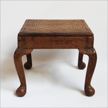 Antique Rajasthan Side Table