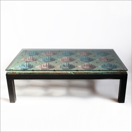 Ceiling Panel Coffee Table