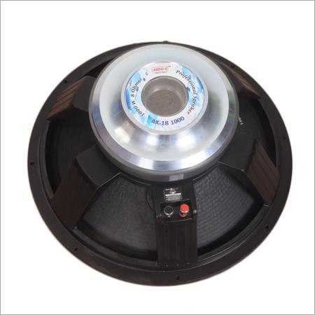 18 inch. Max Speaker