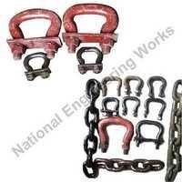 Bucket U Bolt & Chain Bow Link