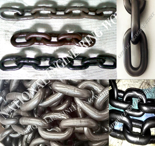 Alloy Steel Round Link Chain