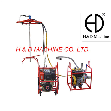 Flush Drilling Rig { HD-15A }