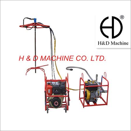 Flush Drilling Rig { HD-15A }